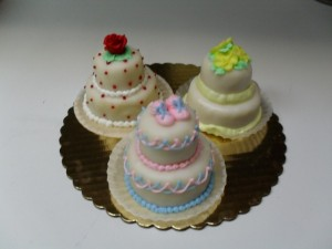 Personal-Sized-Tiered-Cakes