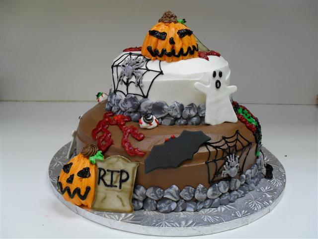 Cake Decorating For Halloween Cakes Uk : Halloween Cakes 10x Pro